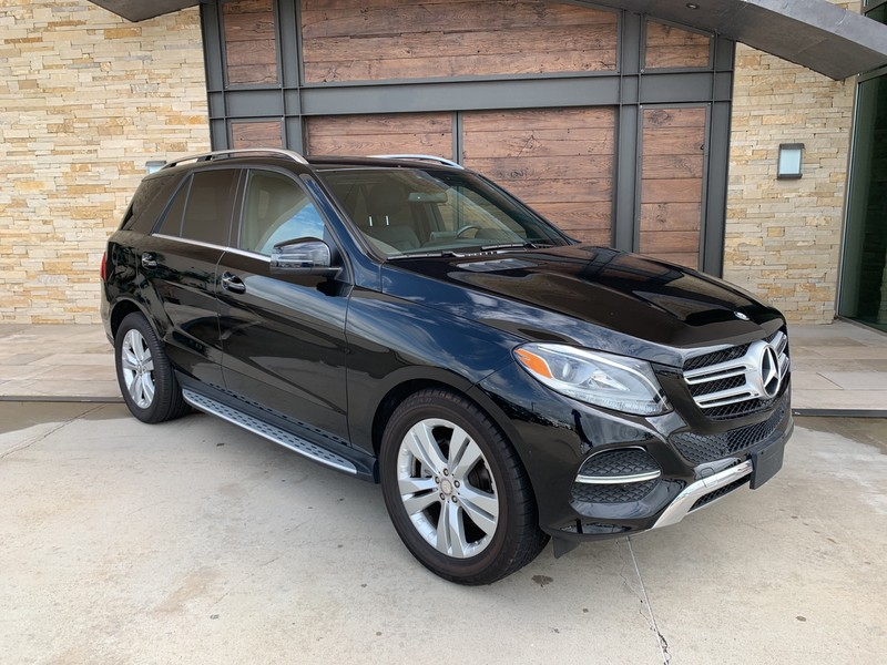 Certified Pre-Owned 2016 Mercedes-Benz GLE 350 Rear Wheel Drive SUV