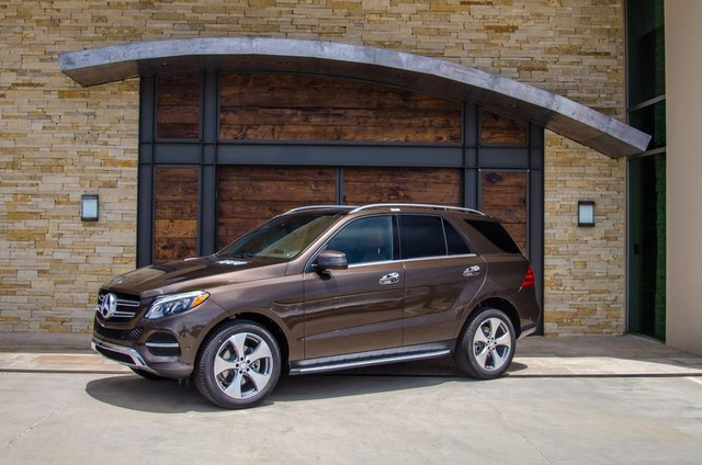 New 2017 Mercedes Benz Gle 350