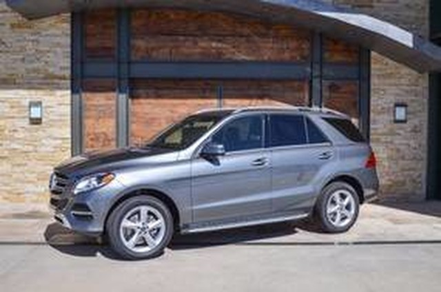 Pre owned 2018 mercedes benz gle gle 350 suv in sugar land for Mercedes benz sugarland careers