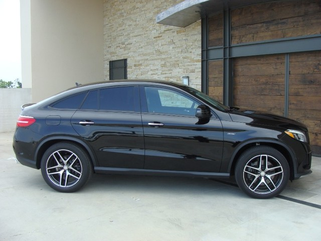 pre owned 2016 mercedes benz gle gle450 amg coupe suv in
