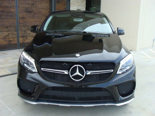 Pre owned 2016 mercedes benz gle gle450 amg coupe suv in for Mercedes benz sugarland