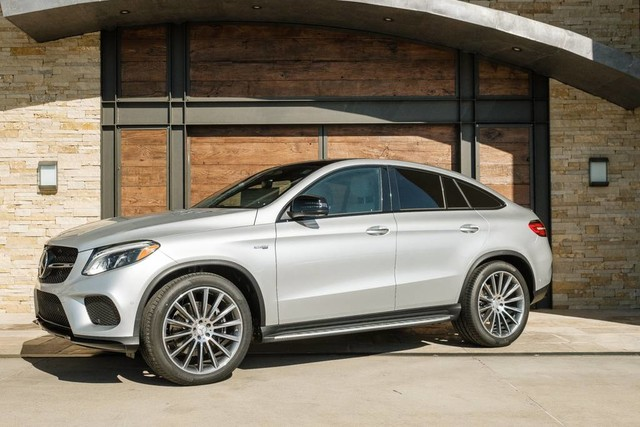 New 2019 Mercedes Benz Gle Amg Gle 43 Coupe Coupe In Sugar Land