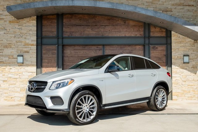 New 2019 Mercedes Benz Amg Gle 43 Coupe 4matic