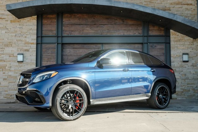 New 2019 Mercedes Benz Gle Amg Gle 63 S Coupe Coupe In Sugar Land