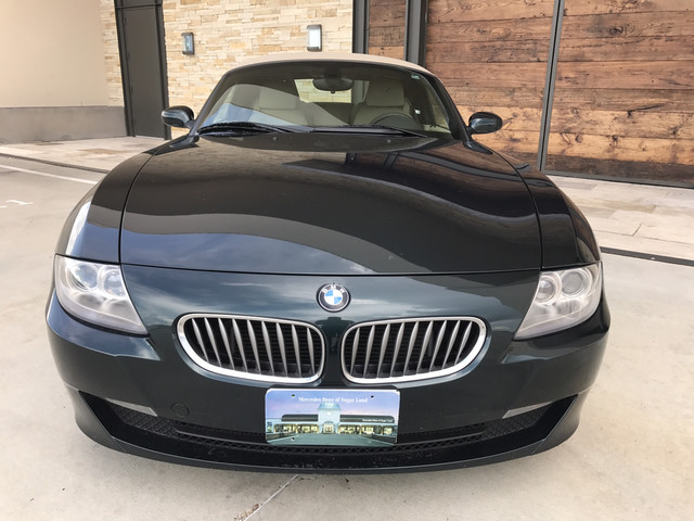 PreOwned 2008 BMW Z4 30si Coupe in Sugar Land T36499  Mercedes