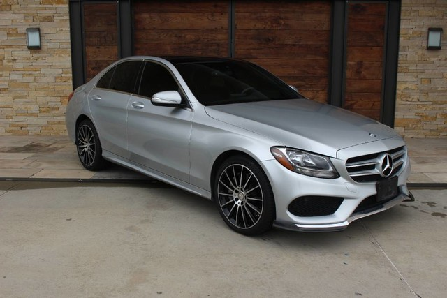 Certified Pre Owned 2015 Mercedes Benz C Class C 300 Sport
