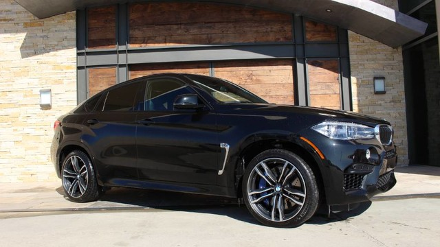 Pre Owned 2017 Bmw X6 M