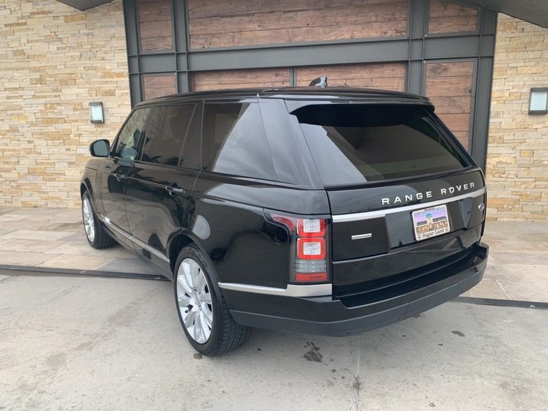 Pre-Owned 2017 Land Rover Range Rover LWB