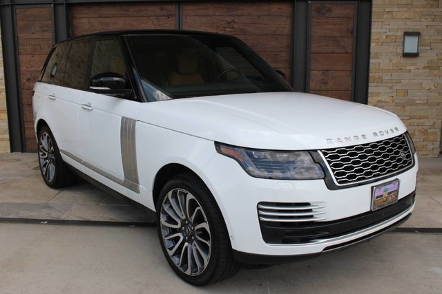 Pre-Owned 2018 Land Rover Range Rover Autobiography