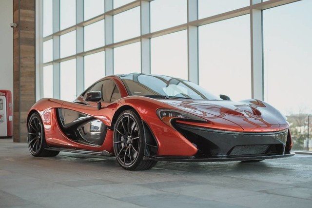 Mclaren For Sale >> Pre Owned 2014 Mclaren P1 Coupe In Sugar Land P12487 Mercedes