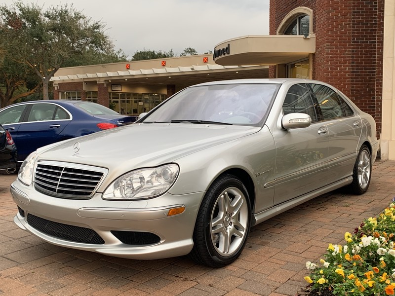 Pre-Owned 2006 Mercedes-Benz S-Class AMG® S 55