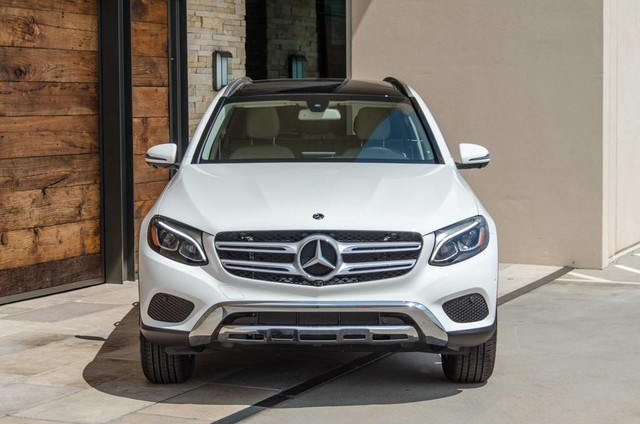 New 2018 Mercedes Benz Glc 300