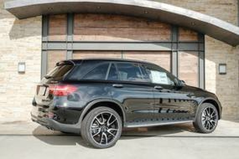 Pre-Owned 2019 Mercedes-Benz GLC AMG® GLC 43 SUV