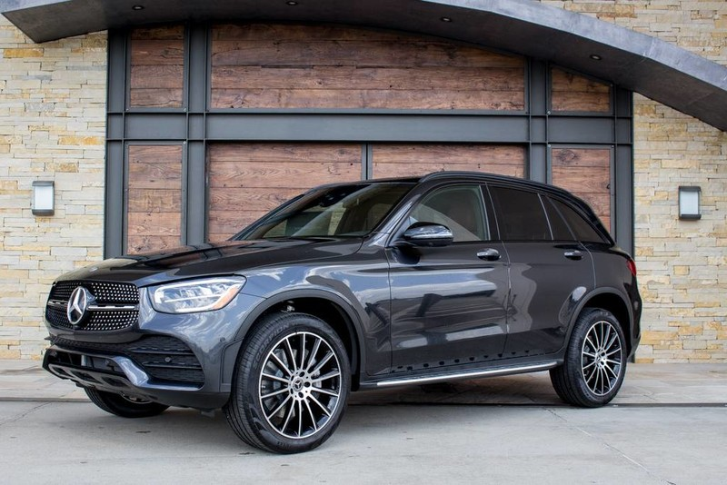 New 2020 Mercedes Benz Glc 300 Rear Wheel Drive Suv