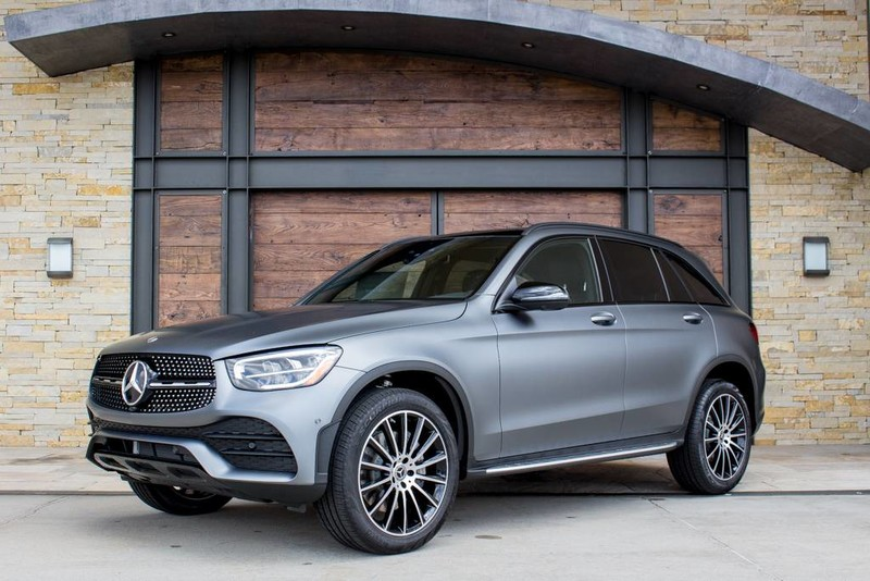 New 2020 Mercedes Benz Glc 300 4matic 4matic 4d Sport Utility