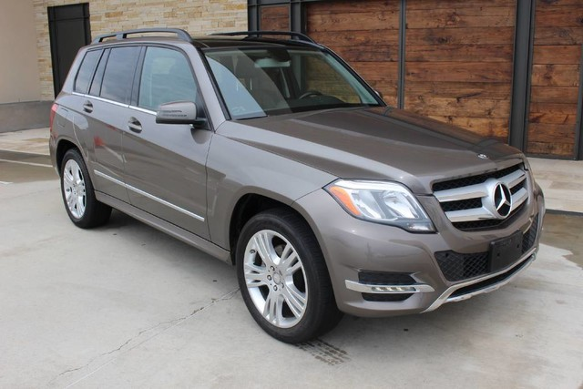 Pre owned 2014 mercedes benz glk glk 350 suv in sugar land for Mercedes benz sugarland