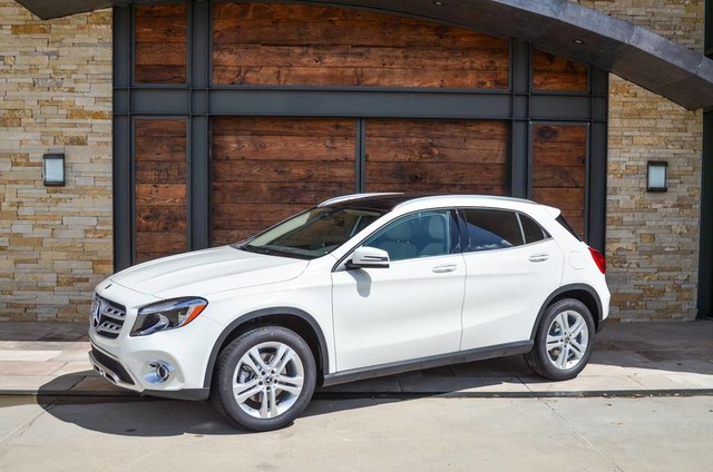 New 2018 mercedes benz gla gla 250 suv in sugar land for Mercedes benz sugarland careers