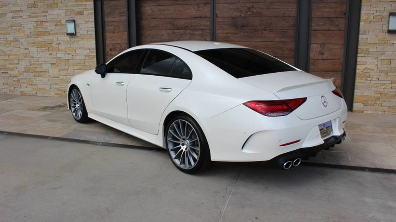 Certified Pre-Owned 2019 Mercedes-Benz CLS AMG® CLS 53 Coupe
