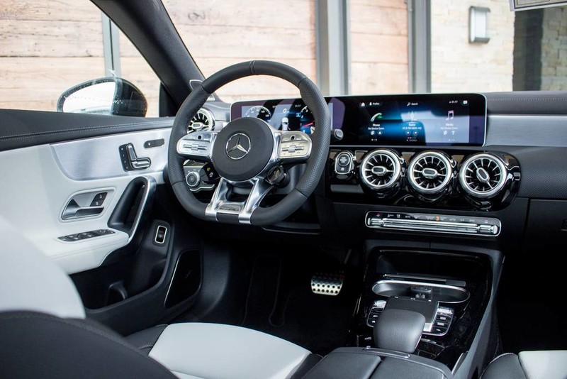 New 2020 Mercedes-Benz CLA AMG® CLA 35 Coupe