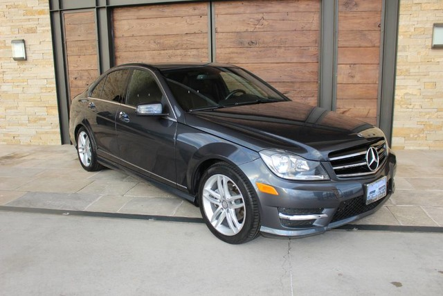 Pre-Owned 2014 Mercedes-Benz C-Class C 250 Sport