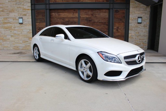 Good Certified Pre Owned 2015 Mercedes Benz CLS CLS 550