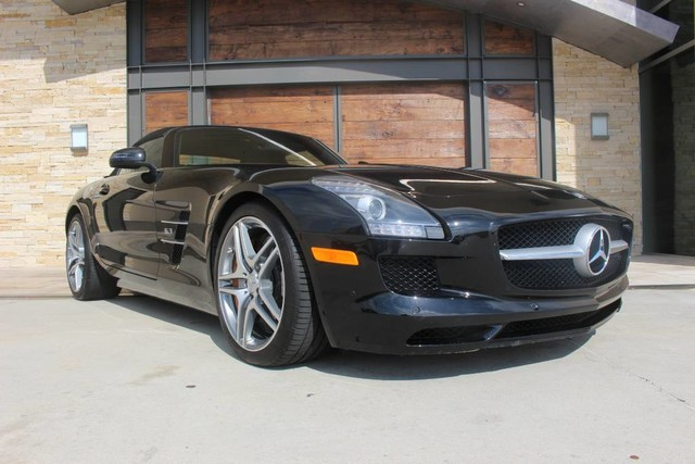 Pre Owned 2012 Mercedes Benz SLS AMG® SLS AMG® Roadster