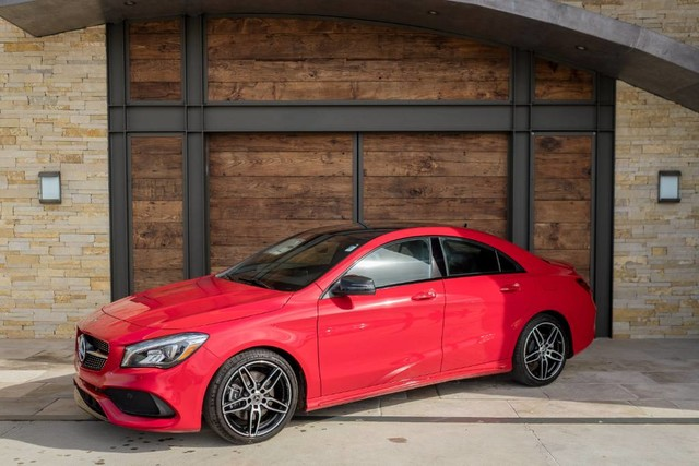 New 2018 mercedes benz cla cla 250 coupe in sugar land for Mercedes benz sugarland careers