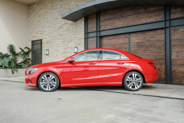 New 2019 Mercedes Benz Cla Cla 250 Coupe In Sugar Land Kn750785