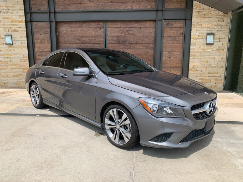 Certified Pre-Owned 2016 Mercedes-Benz CLA 250 Front Wheel Drive Coupe