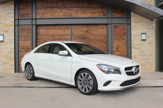 Pre owned 2018 mercedes benz cla cla 250 coupe in sugar for Mercedes benz sugarland