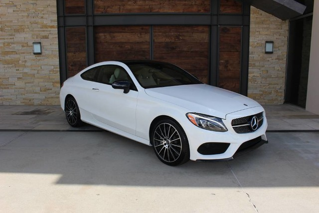 Certified Pre Owned 2018 Mercedes Benz C Class C 300 Sport