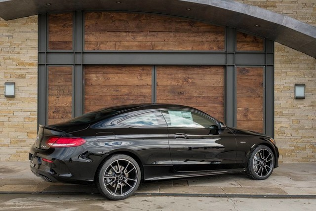 New 2018 mercedes benz c class amg c 43 coupe coupe in for Mercedes benz financial payment address
