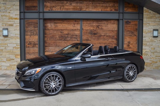 New 2018 mercedes benz c class c 43 amg cabriolet for Mercedes benz sugarland careers