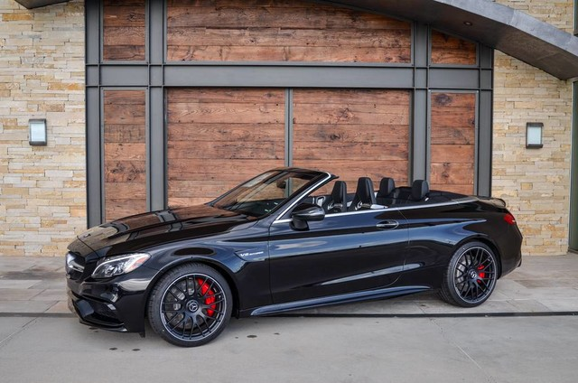 New 2018 mercedes benz c class amg c 63 s cabriolet for New mercedes benz convertible