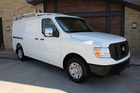 Pre-Owned 2015 Nissan NV SV CARGO WITH NAVIGATION