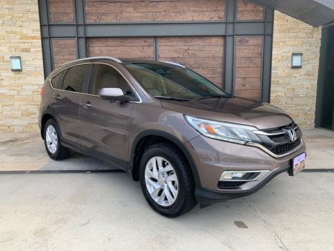 Pre-Owned 2015 Honda CR-V EX-L Front Wheel Drive SUV