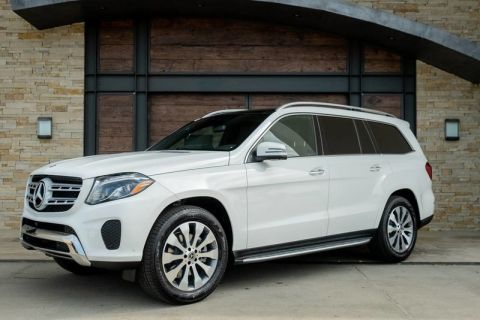 New 2019 Mercedes-Benz GLS 450 AWD 4MATIC®