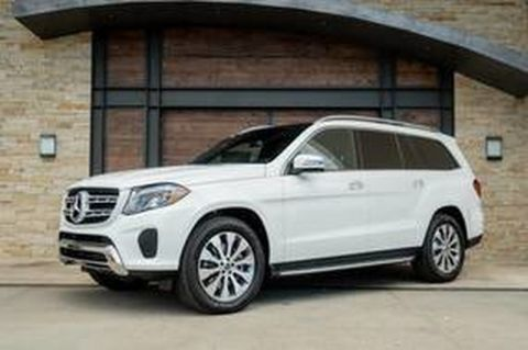 Certified Pre-Owned 2019 Mercedes-Benz GLS 450 AWD 4MATIC®