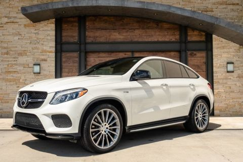 New 2019 Mercedes-Benz AMG® GLE 43 Coupe AWD 4MATIC®