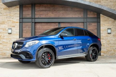 New 2019 Mercedes-Benz AMG® GLE 63 S Coupe AWD 4MATIC®