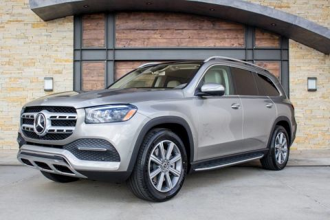 New 2020 Mercedes-Benz GLS 450 AWD 4MATIC®