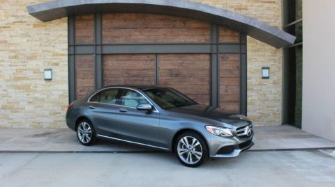 Certified Pre-Owned 2018 Mercedes-Benz C 300 AWD 4MATIC®
