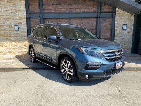 Pre-Owned 2016 Honda Pilot Touring With Navigation