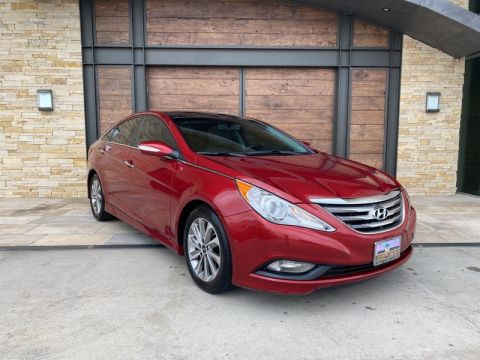 Pre-Owned 2014 Hyundai Sonata Limited Front Wheel Drive Sedan