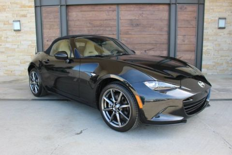 Pre-Owned 2016 Mazda MX-5 Miata Grand Touring