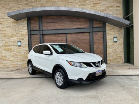 Pre-Owned 2018 Nissan Rogue Sport S Front Wheel Drive Sport Utility