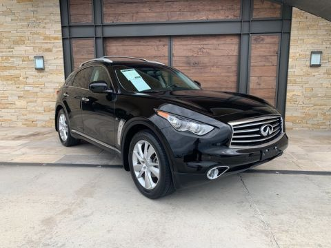 Pre-Owned 2016 INFINITI QX70 Rear Wheel Drive SUV