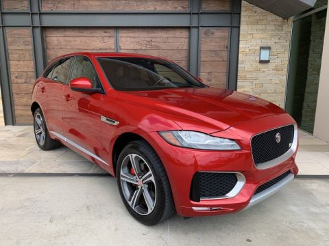 Pre-Owned 2019 Jaguar F-PACE S With Navigation