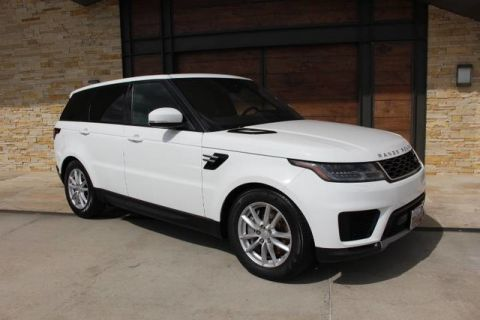 Pre-Owned 2018 Land Rover Range Rover Sport SE