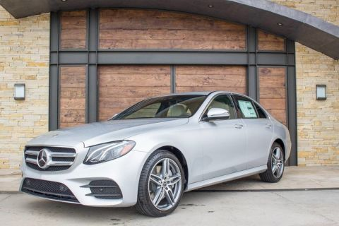 New 2020 Mercedes-Benz E 450 AWD 4MATIC®